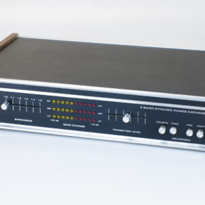 DBX 3B3 3 band expander used