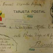 Tarjeta Postal, República Española