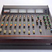 Vintage TASCAM M - 30 Mixer 8 Channel Analog