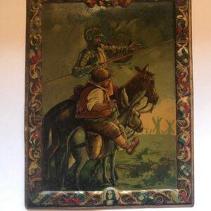 Publicidad Hojalata Kaol Año 1929