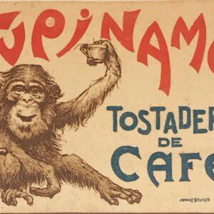 Tarjeta Tupinamba Circa 1920