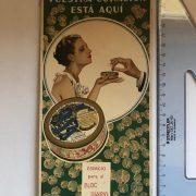 Pastillas valda Publicidad antigua Circa 1910